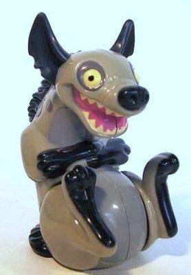 Burger King Kids Club The Lion King Ed the Hyena Toy Figure 1994 by Burger King (The Lion King Shenzi Banzai And Ed)