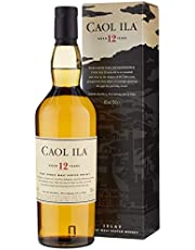 Caol Ila 12 Years Old Islay Single Malt Scotch Whisky, 70cl