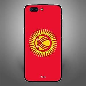 OnePlus 5 Kaziqistan Flag