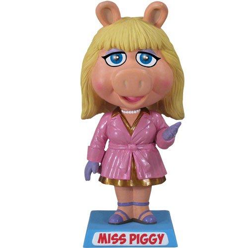 Funko The Muppets: Miss Piggy Wacky Wobbler