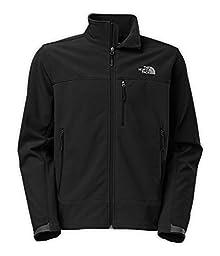 The North Face Apex Bionic Jacket - Men\'s TNF Black/TNF Black Small
