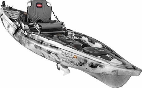 Old Town Predator MK Minn Kota Motorized Fishing Kayak
