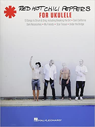 Amazon.com: Red Hot Chili Peppers for Ukulele (9781495075285): Red ...