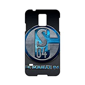 Fortune FC Schalke 04 S04 3D Phone Case for Samsung Galaxy S5