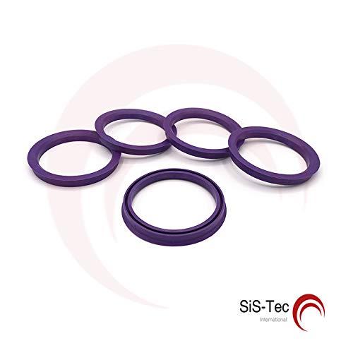 Anillos de centrado para llantas de aluminio 110 x 94 mm 5 unidades OF12