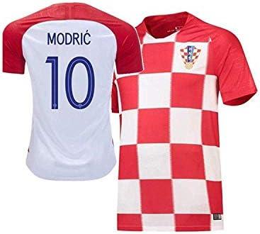 c475881c3 Amazon.com   Viscustom Brand 2018 World Cup Croatian National Team Home  Men s Modric Jersey M   Sports   Outdoors