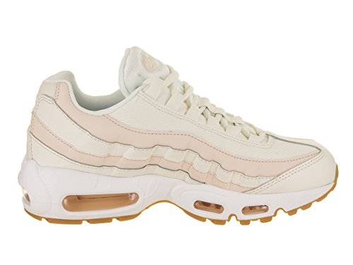 Wmns Ice Basse Gum White Max NIKE Multicolore da Light 95 001 Scarpe Ginnastica Guava Brown Donna Air Sail fwqH70d