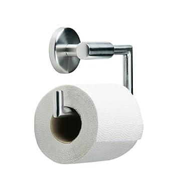Großartig Edelstahl Toilettenpaierhalter / Toilettenpapier Halter massiv  MF54