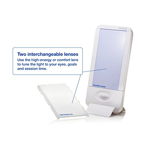 Verilux Happylight Liberty 10 000 Lux Light Therapy Energy