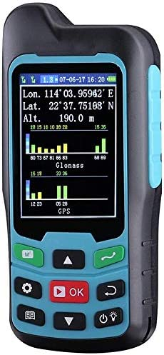 Handheld GPS GLONASS BEIDOU Length and Land Area Measure Calculation Meter