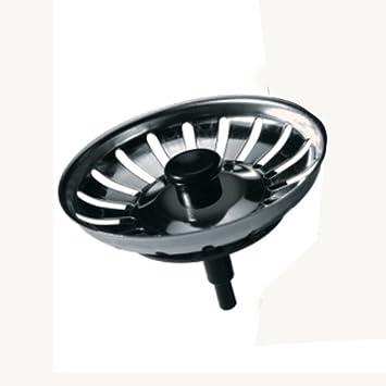 Tappo universale per lavello da cucina per piletta bascket in ...