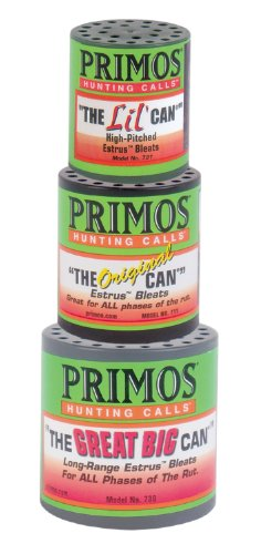 (Primos Hunting 713 Deer Call, The Can Family Pack)