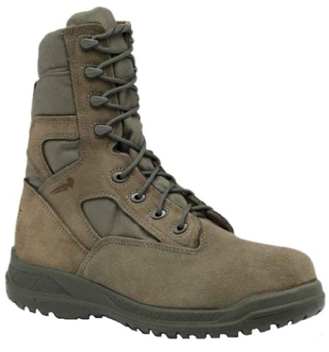 Belleville 610ST Hot Weather Sage Green Steel Toes Tactical Boot, 12