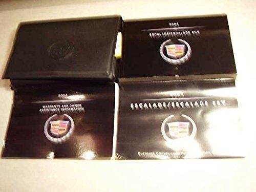 2004 Cadillac Escalade ESV Owners Manual