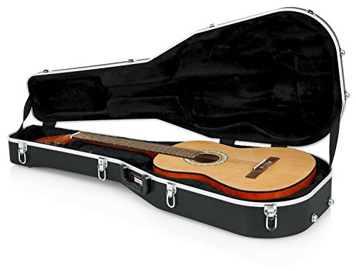 Gator Cases Deluxe ABS Classical Guitar Case (Plastic) by Gator (Image #1)'