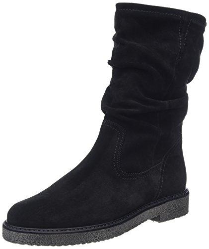 Gabor Dames Mode Laarzen Zwart (17 Zwart (houtskool))