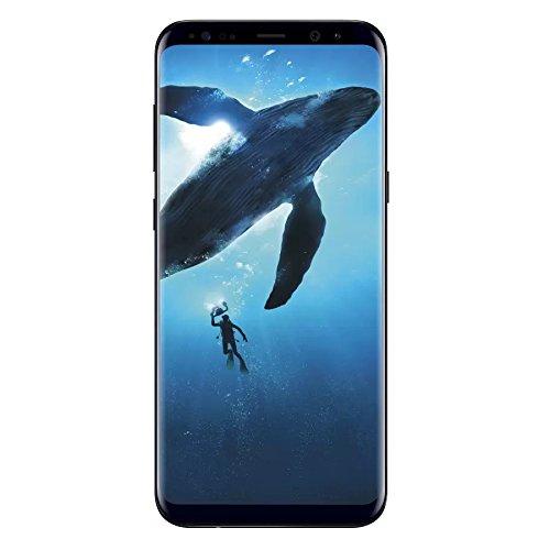 Samsung Galaxy S8 Sm G950fzkdins Midnight Black With Offer Amazon