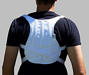 "Universal Posture and Clavicle Support Brace - Fits up to a 44"" chest"