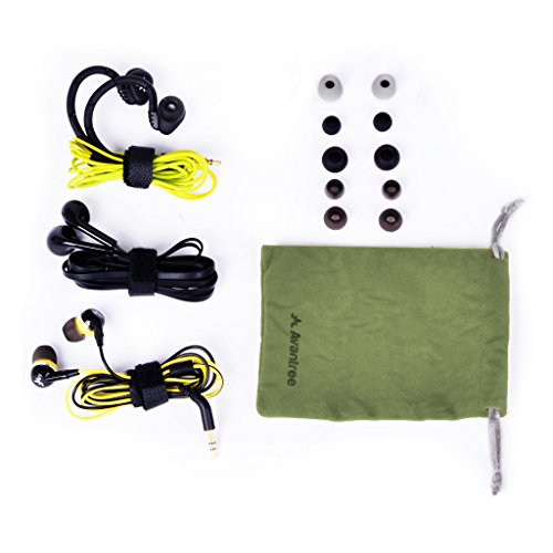 5b03dd4699e Avantree WATERPROOF IPX8 Secure Fit Sports Earphones, Value - Import It All