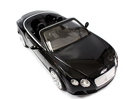 Team RC 1:12 Bentley Continental GT Speed Convertible (Black)