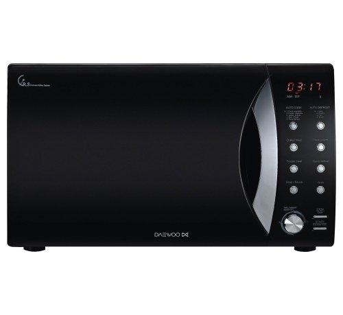 Daewoo KOR8A0R Touch Control Solo Microwave Oven, 800 Watt, 23 Litre