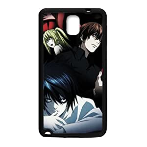 Death Note Character Cell Phone Case for Samsung Galaxy Note3
