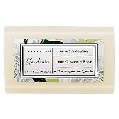 TerraNova Gardenia 5.75 oz Pure Glycerin Soap