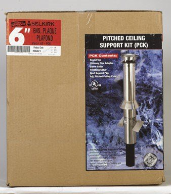 Ceiling Support Pitched Kit - Selkirk 6T-PCK Pitched Ceiling Support Kit