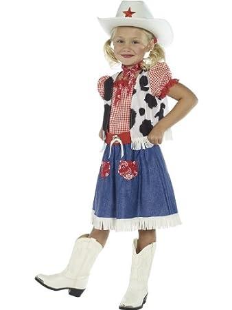 cowgirl kleid mädchen