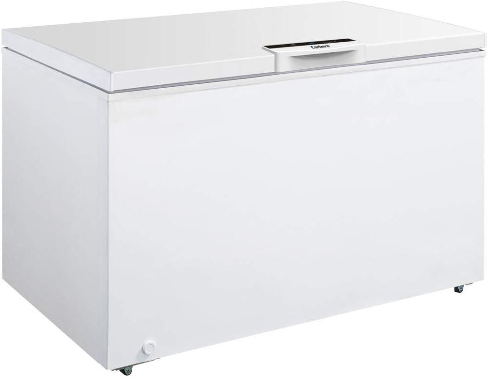 Corbero Congelador arcón CCH 458 W: 421.08: Amazon.es: Grandes ...