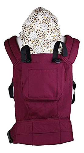Amazon.com: feeto Premium Seguridad Bebé Frente Espalda ...