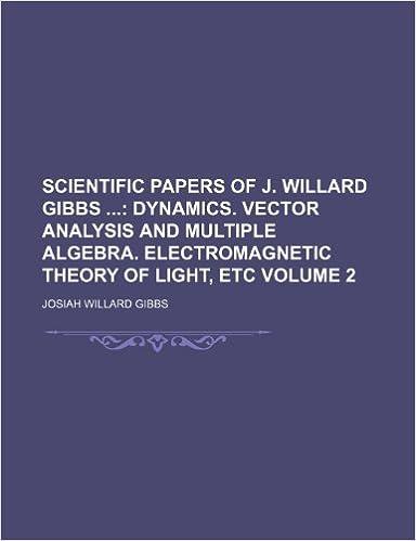 Téléchargements gratuits de manuels Scientific Papers of J