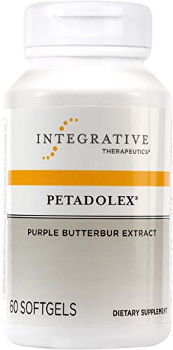 Integrative Therapeutics - Petadolex - Purple Butterbur Extract - 60 (Purple Corn Extract Powder)