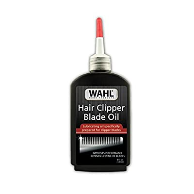 Hair Clipper Blade Oil 4 oz. #3310-300