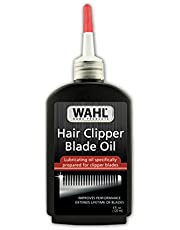 Wahl Premium Hair Clipper Blade Lubricating Oil for Clippers, Trimmers & Blade Corrosion for Rust Prevention – 4 Fluid Ounces – Model 3310-300