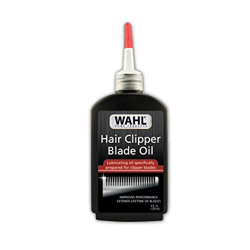Ounce 4 Clipper (Wahl Hair Clipper Blade Oil 4 Fl. Oz  #3310-300)