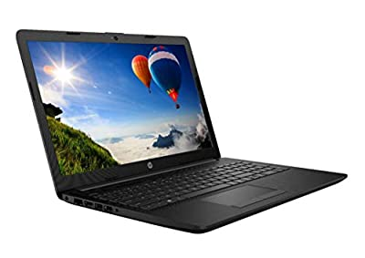 "2019 HP Premium 15.6"" HD Laptop, AMD A6 Dual-Core 2.6 GHz, 4GB