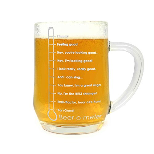 50th birthday beer mug - 7