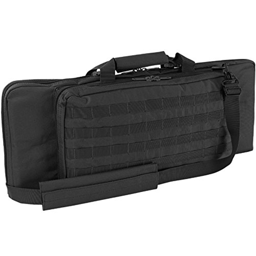(Condor Rifle Case (Black, 28 x 12 x 3-Inch))