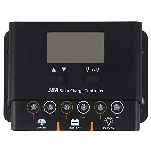 Rich Solar 30A Advanced PWM Solar Charge Controller Battery Charger Regulator 12V 24V with LCD Display by Richsolar (Image #7)