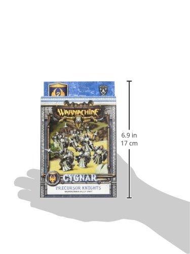 Privateer Press - Warmachine - Cygnar Ally Precursor Knights Unit Box Model Kit 5