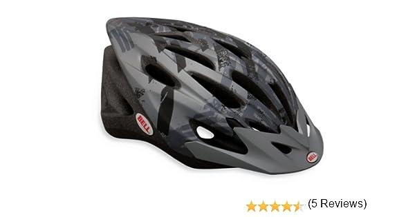 BELL Casco para Bicicleta Venture, Matte Titanium/Black Line ...