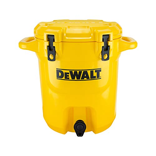 DEWALT DXC5GAL 5 Gallon Water-Cooler, Yellow