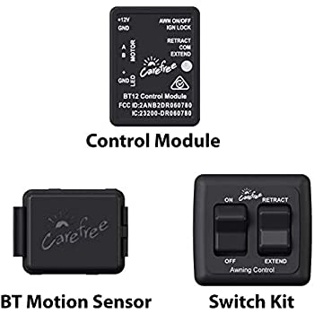 Amazon Com Dometic Parts 3316554 002 Power Awning Pro Kit