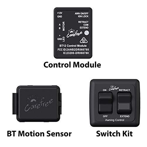 - Carefree 901601 Wireless RV Awning Bluetooth Control System