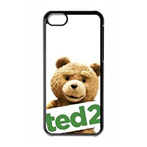 iPhone 5c Cell Phone Case Black Ted 001 Special gift AJ85P751