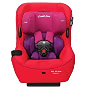 Maxi-COSI Pria 85 Max Convertible Car Seat, Red Orchid