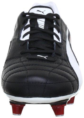 Schwarz Noir ribbon Da Momentta Calcio Red 02 Sg Scarpe Uomo Puma black white RTqFw0gx1x