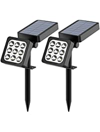 solar spotlights - Solar Landscape Lights