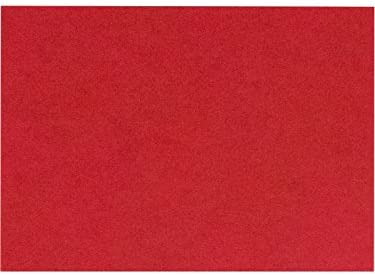 EX4030-18-500 - Ruby Red A6 Flat Card | Perfect for Personal Stationery 500Qty Invitation Suite Inserts Casual Correspondence and much more! 4 5//8 x 6 1//4